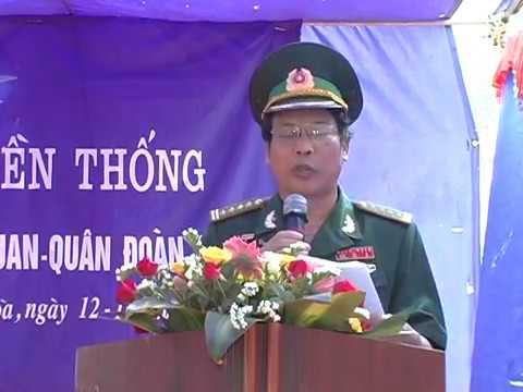 Áo Cưới Việt Huấn - Gặp Mặt Đồng Đội - Quân Đoàn 3 - Năm 2014 - P3