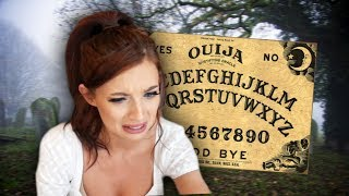 READING MORE OF YOUR TERRIFYING OUIJA BOARD STORIES