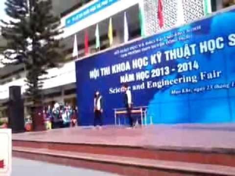 Anh không đòi quà phiên bản dance cover by bao bip tại Hoàng Quốc Việt