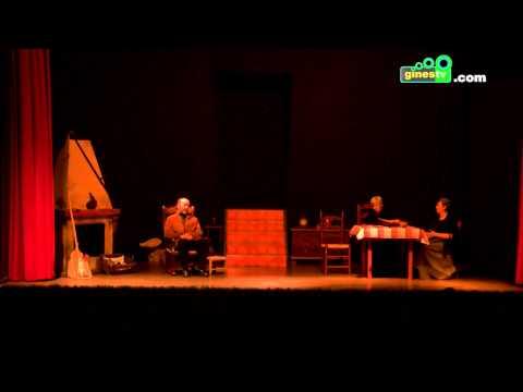 """Sal-Teatro representó """"La Peregrina"""" en """"El Tronío"""" de Gines"""