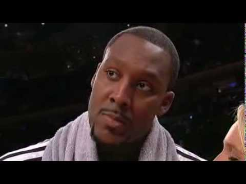Andray Blatche on Brookyln Nets' win over New York Knicks