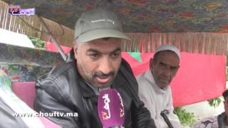 في عيد الشغل..أصحاب الكوتشيات يحتجون و يطالبون بحقوقهم..حنا مهمشين فكازا |