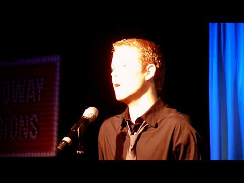 Kyle Rotter - I Dont Remember You at 2011 CMU Showcase Cabaret