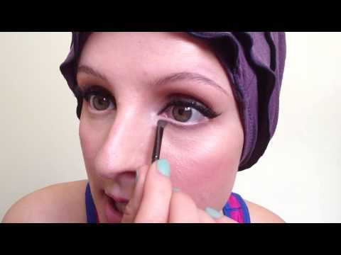 EyelineHer: Video: how to recreate bottom lashes with makeup