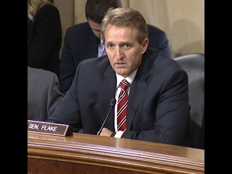 Sen. Flake Secures Admin. Commitment to Support Legislation Repaying States for Shutdown Costs