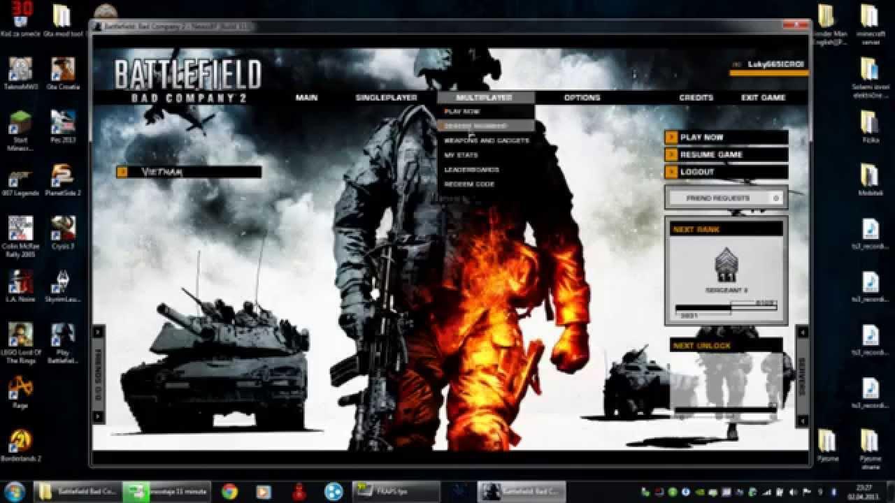 Battlefield 4 online crack cocaine