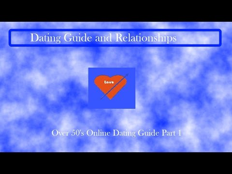 Online Dating Tips For Over 50's Part 1