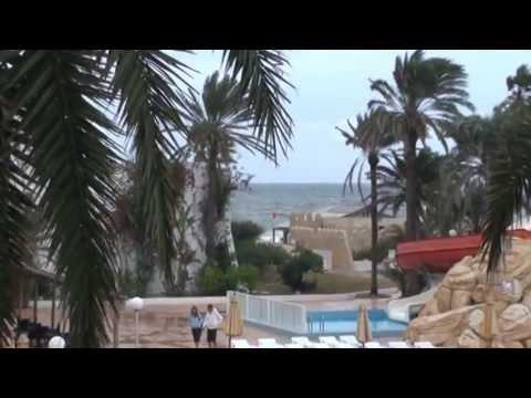 """Тунис. Отель """"Руспина"""". Hotel Ruspina, Monastir - Тунис 2013"""