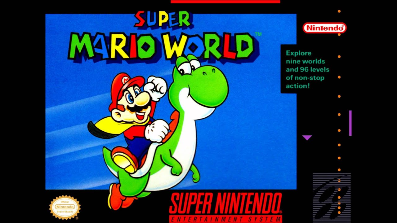 Super Mario World Music Level Complete YouTube