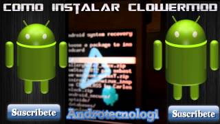 Como Instalar Clowermod Para Samsung Galaxy Young 2014