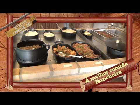 restaurante rancho carro de boi