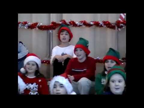 RPES Christmas Program 12-15-04