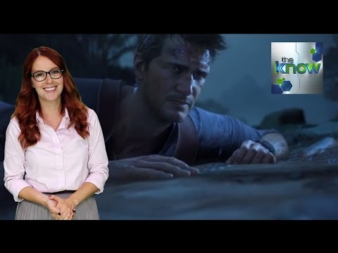 E3 2014: Uncharted 4: A Thief's End Trailer - The Know