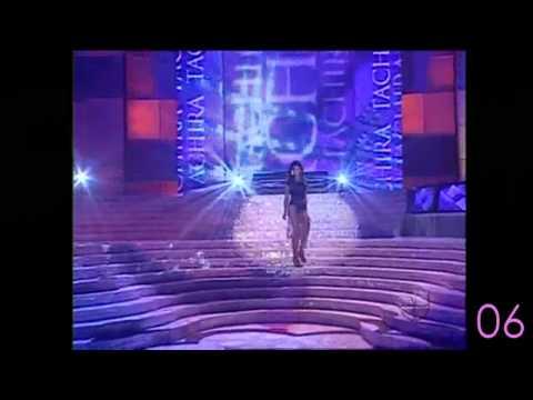 Top 15 Pasarela Traje de Baño Miss Venezuela 2010
