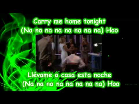 Glee - We are young / Sub spanish with lyrics