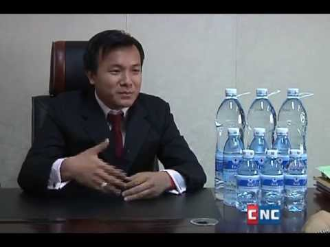Oral Quality Drinking Water- (CNC TV Interview)