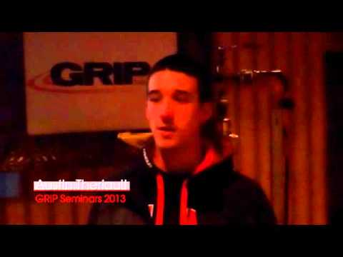 Austin Theriault talks GRIP