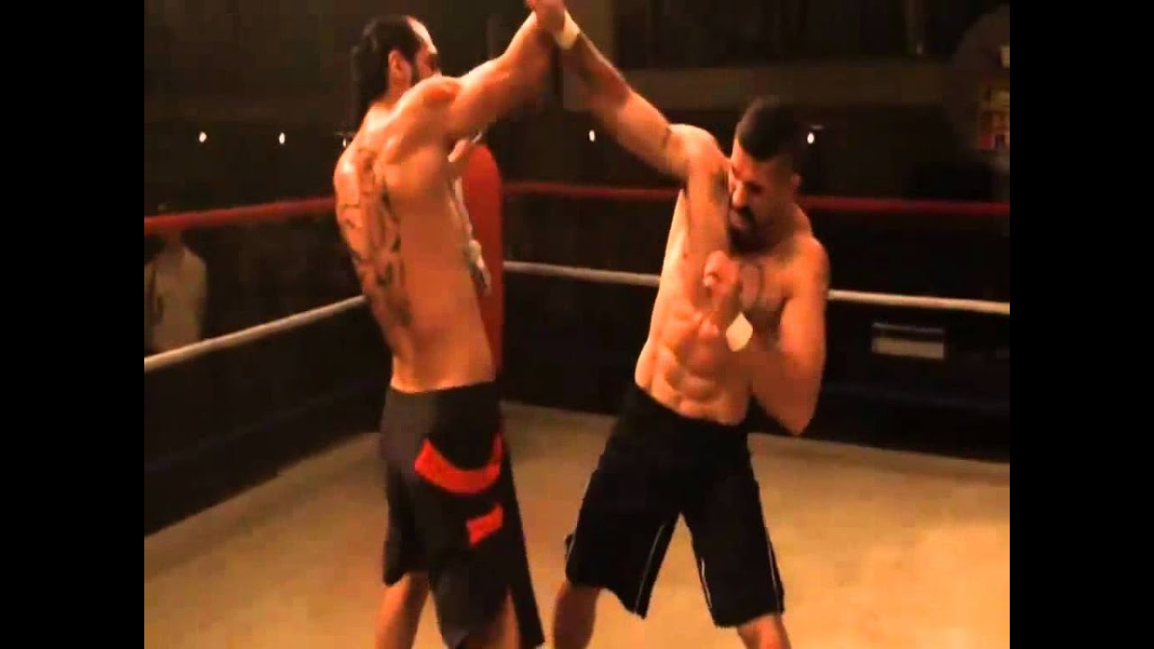 Undisputed 3  Boyka VS Dolor FINAL FIGHT PART2   RE