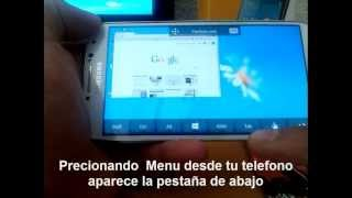 Conectar Microsoft Remote Desktop PC Y Android (Win 8