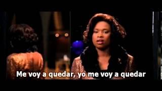Jennifer Hudson ''Effie White'' And I Am Telling You I'm