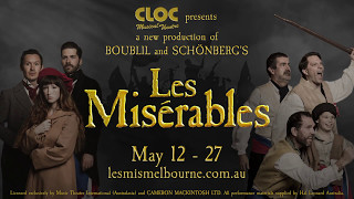 Les Misérables - May 2017 - CLOC Musical Theatre