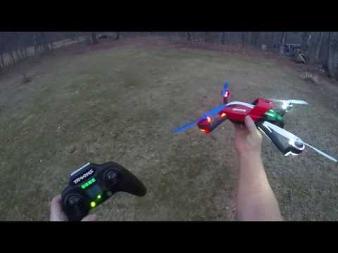 TRAXXAS ATON backyard Mode 3 Expert Flips. GOPRO helmet cam. Catskills New York