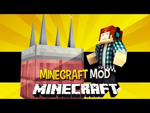 Minecraft : Quartos Secretos e Armadilhas ( Trap and Secret Mod)