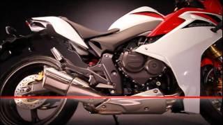 Nova Moto Honda No Mercado, A CBR 600F