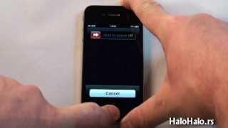iPhone 4 restart