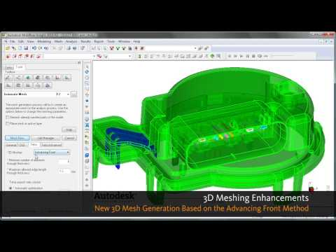 What's New in Autodesk Moldflow 2010 - Release 2