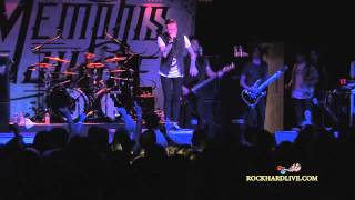 Memphis May Fire ~ Full set ~ 6/18/13 on ROCK HARD LIVE
