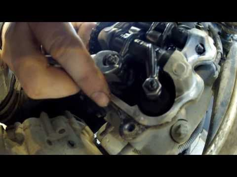Can-Am ATV / SXS Valve Adjustment, How to