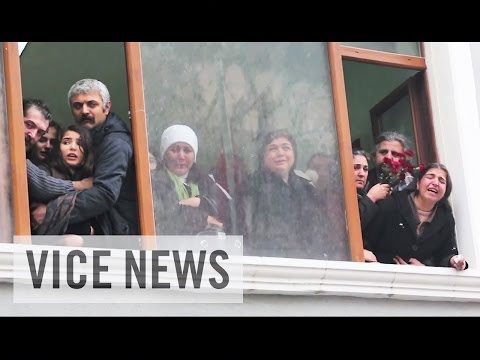 Protests in Turkey: Dispatch 1