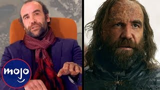 Top 10 Game of Thrones Actors Who Sound NOTHING Like Their Characters