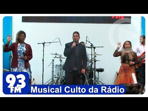 Ministério Sarando a Terra Ferida - Musical Culto da Rádio - Espírito Santo