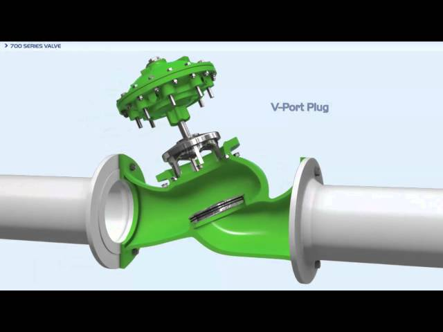 700ES V Port Plug