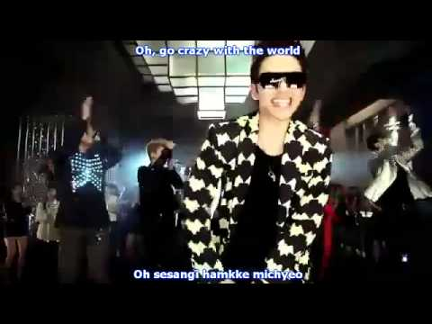 [HD] 2PM - Hands Up MV [ENG SUB]
