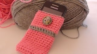 Crochet Cell Phone Case How To Crochet Cell Phone Case