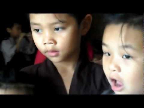 CHÙA BÌNH AN 2 - Nơi nhận nuôi trẻ mồ côi & Người già neo đơn