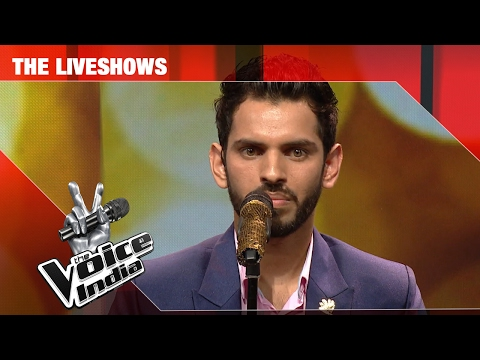 Niyam Kanungo - Performance - The Liveshows Episode 21 - February 18, 2017 - The Voice India Season2