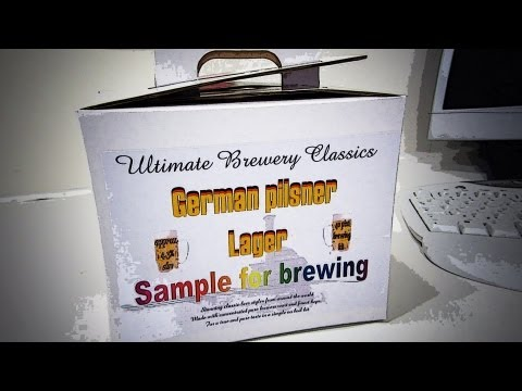 Ultimate Brewery Classics German Pilsner kit