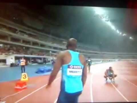 Kirani James 400m Diamond Leauge 2013