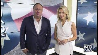 Outrage: Megyn Kelly Interviews Alex Jones, Advertiser Bails