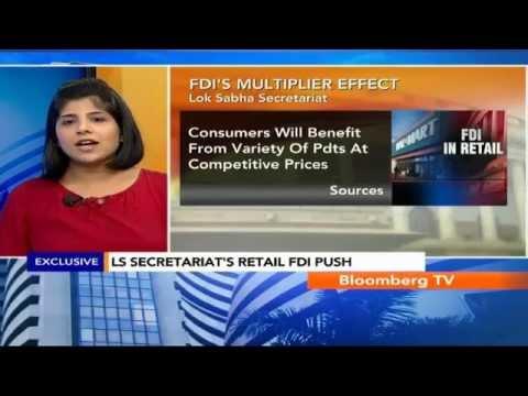 Market Pulse: LS Secretariat's Retail FDI Push