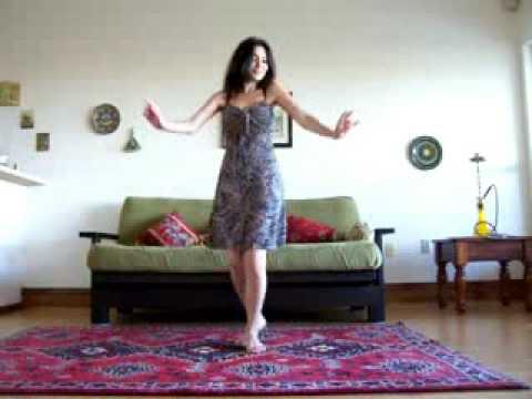 jolie fille dance 2012