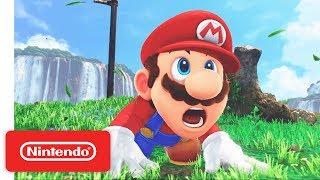 Super Mario Odyssey - Game Trailer - Nintendo E3 2017