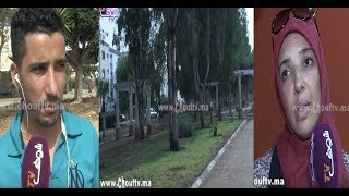 بالفيديو..الدارالبيضاء بدون مساحات خضراء و الساكنة تُناشد المسؤولين | روبورتاج