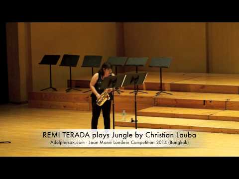 REMI TERADA plays Jungle by Christian Lauba