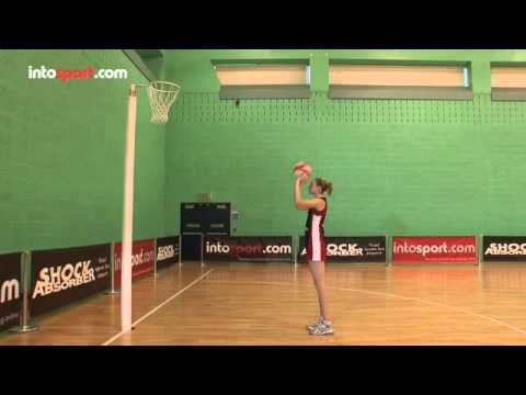 Netball Skills- Basic Shot Technique