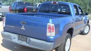 2006 MITSUBISHI Raider Double Cab V6 Auto LS videos